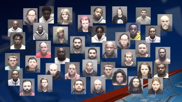 'Operation Washout' leads to 123 arrests in Galveston County