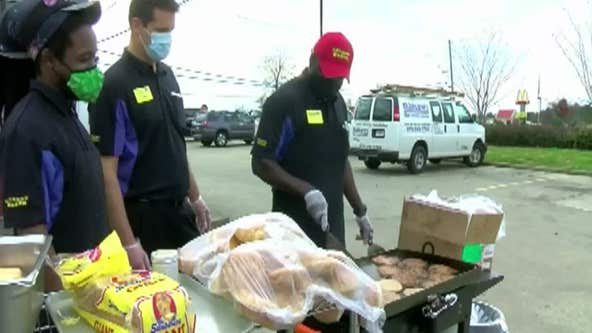 Waffle House feeds Ala. neighborhood after deadly tornado knocked out power