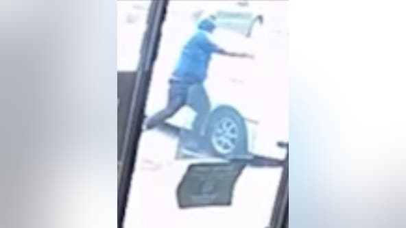 Police release photos of suspect wanted in deadly shooting of Houston teen