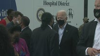 Local leaders react to President Biden's visit