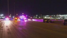 1 dead, 1 injured in crash on US 290 in northwest Harris County
