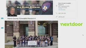Some upset with Nextdoor after Constable's Office post about giving to kids removed