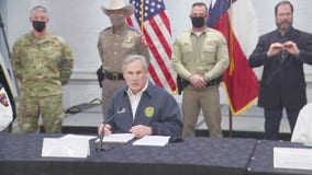 Texas Governor urges caution ahead of historic winter storm, says movement will be 'virtually impossible'
