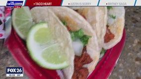 Do It Yourself Valentine's Taco Trays