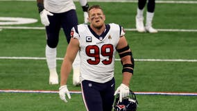 "JJ Watt, Houston Texans have ""mutually agreed to part ways"""