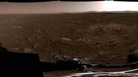 NASA's Perseverance rover beams back first images, audio recordings from Mars