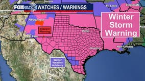 Winter Storm Warning issued for southeast Texas: What you need to know