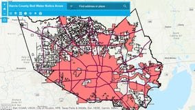 Interactive map shows Harris County homes under boil water notice