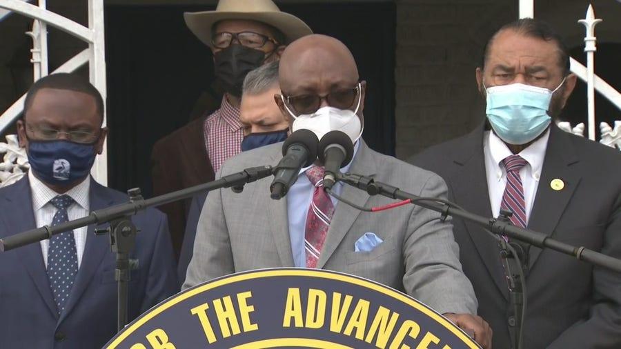Black leaders, Houston NAACP demands renaming of 'Negrohead Lake' in Baytown