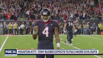 Deshaun Watson, hit by more lawsuits, 12 women alleging sexual misconduct - What's Your Point? allege he