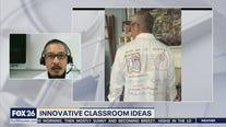 Aldine ISD teacher rewarded for his creative classroom idea