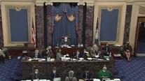 Senate passes COVID relief bill