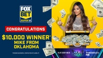 FOX Super 6 winner rises from the ashes of the Phoenix reveal, snags $10,000