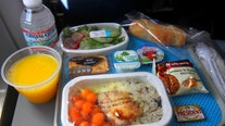 Japanese company selling in-flight meals in stores amid declining sales due to COVID-19 pandemic