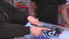 Gun merchants say sales rising among Asian Americans amid tensions, hate crimes