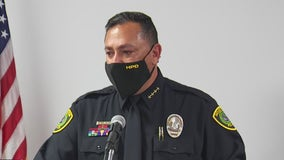 Houston Police Chief Art Acevedo talks about his departure in emotional, powerful tone
