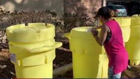 Apartment residents still without water in West Houston