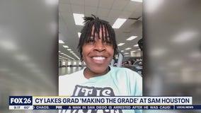 Cy Lakes grad Making the Grade at Sam Houston