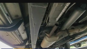 Catalytic converter thefts increasing in the Houston area