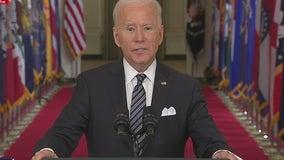 The Debrief: Discussing President Biden's first primetime presidential speech