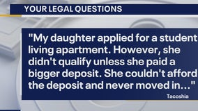 Your Legal Questions: No will; broken lease; stimulus payment
