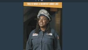 Houston female engineer inspiring girls to join her profession