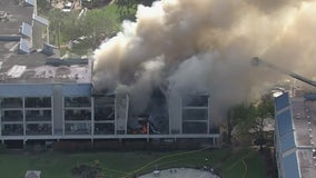 35% of Bayfront Towers building in Nassau Bay damaged in afternoon fire