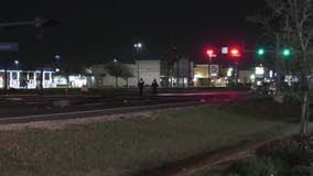 1 dead after crash with suspected intoxicated driver in west Harris County