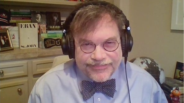 Dr. Peter Hotez discusses COVID-19 vaccines and side effects