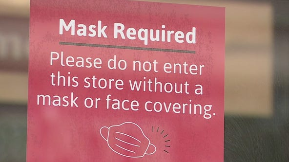 Some Texas businesses begin requiring masks or face coverings again