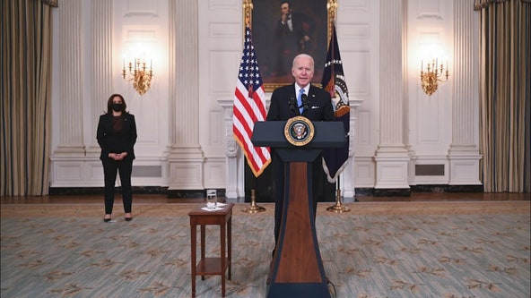 Biden's Cabinet half-empty as confirmations trickle in