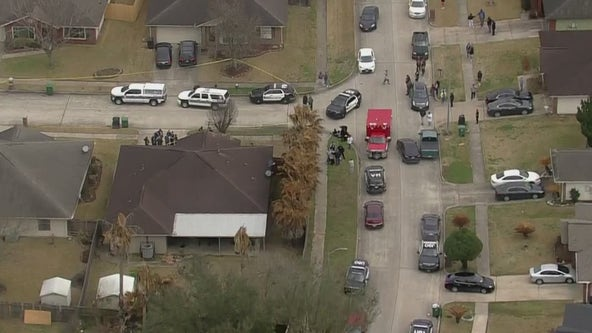 Grandmother, grandson killed in SE Houston home, suspect in custody