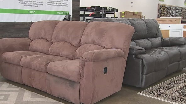 How to replace electronics, furniture for half the price