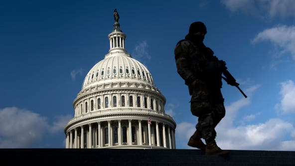 Police request 60-day extension of National Guard at Capitol