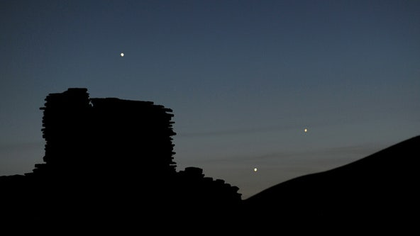 Jupiter and Mercury conjunction to light up sky on March 5 — here's how to watch