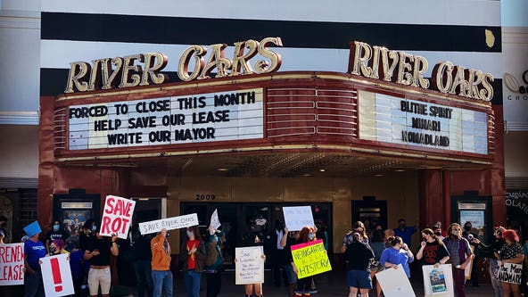 Iconic Houston River Oaks Theater at risk of closing at end of month, over lease negotiations