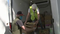 Second Servings of Houston delivers unused food to charities