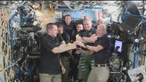 Westbury H.S. alumni becomes Commander of the International Space Station