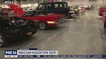 Mecum Houston 2021 at NRG Center