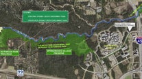 Spring Creek Greenway Project to take you from Kingwood to Tomball with bike trail
