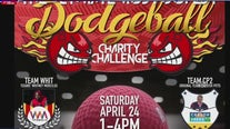 Ultimate Dodgeball Charity Challenge takes place this weekend in Houston