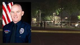 Chandler officer hit, killed by suspect in stolen truck in Gilbert; suspect identified