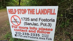 Residents in Cleveland concerned proposed landfill could impact water supply for millions of residents