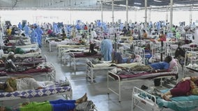 Urgent Coronavirus aid on route to India to fight COVID-19