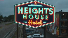Space Cowboy Bar opens at the Heights House Hotel