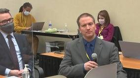 Defense rests in the Derek Chauvin trial