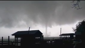 Thursday marks one year since deadly EF-3 tornado caused extensive damage in Polk Co.