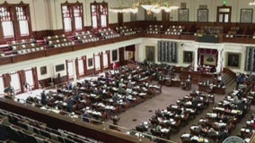 Texas Senate remains busy with 33 session days left