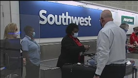 Southwest Airlines brings service back to Houston's Bush Airport