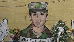 Vanessa Guillen's family in D.C. to mark one year since her disappearance and death